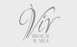 Vintage in villa