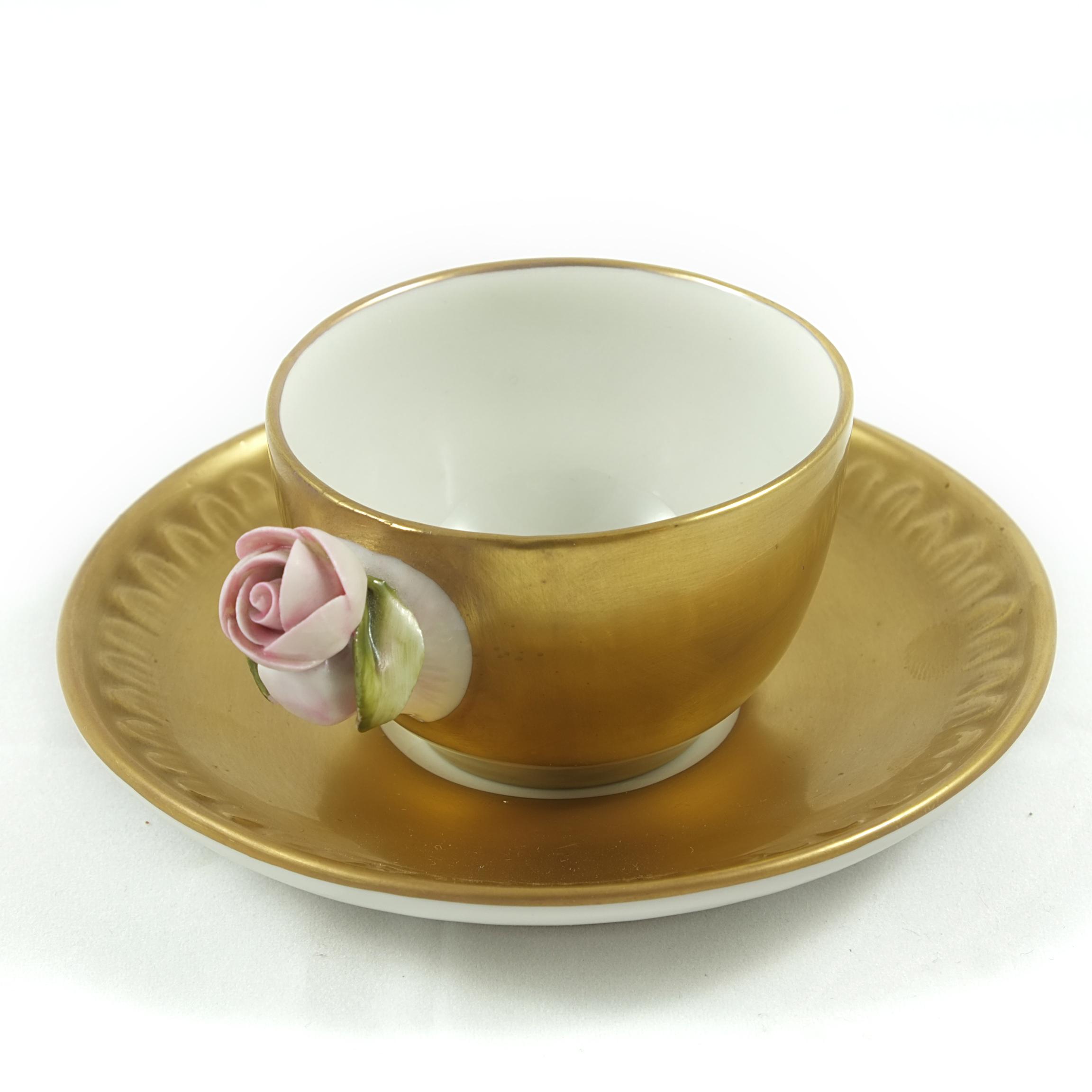 Tazzina porcellana Villari