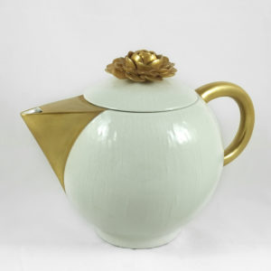 Teiera porcellana Villari